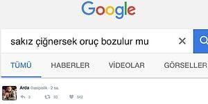 """""""100 Yıl Sonra Uyandınız Google'da Neyi Aratırdınız?"""" Sorusuna Cevap Veren 15 Mizahsever"""
