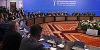 Suriye Görüşmelerinden '3'lü Mekanizma' Çıktı! İşte 5 Maddede Astana'da Yaşananlar