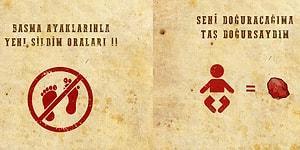 Yalnızca Türk Annesine Özel Sözlerle Hazırlanmış Birbirinden Eğlenceli 10 İllüstrasyon