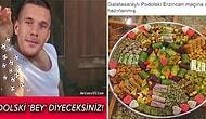 Podolski'nin 5 Gol Atmasını Goygoysuz Bırakmayan 12 Kişi