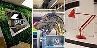 İnsana İşini Komple Sorgulatacak Türden Yaratıcılıkta Çıtayı Arşa Taşımış 15 Ofis Tasarımı