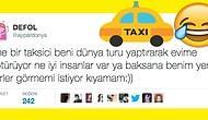Taksicilerle Yaşadıkları Komik Anları Paylaşarak Herkesi Güldüren 13 Kişi