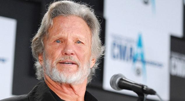 Kris Kristofferson - 80 yaşında