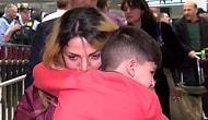 ABD'ye Tehdit Olarak Görüldü: 5 Yaşındaki İranlı Çocuğa Havalimanında Kelepçe