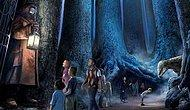 Potterhead'ler Müjde! Hogwarts'taki Yasak Orman'ı Görme ve Şahgaga İle Tanışma Fırsatı