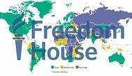 Freedom House Raporu: 'Türkiye Bir Yılda Özgürlüklerin En Çok Gerilediği Ülke'