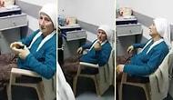 Bir Bardak Sıcak Su İçin Hastanede Hüngür Hüngür Ağlatılan Kadın