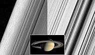 NASA'nın Cassini Uzay Aracından En Son Gönderilen Çarpıcı Satürn Fotoğrafları
