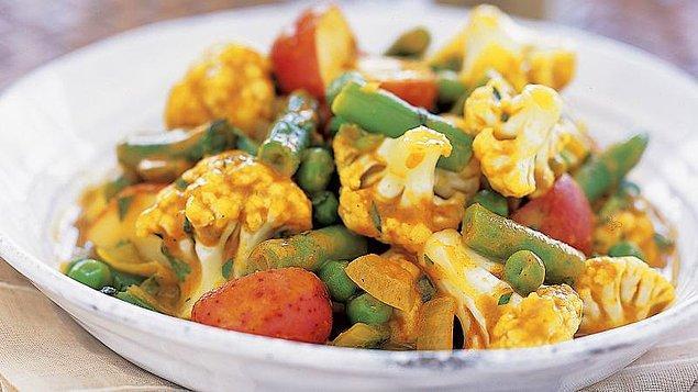 9. Hint mutfağı sebzelere nasıl davranması gerektiğini biliyor!
