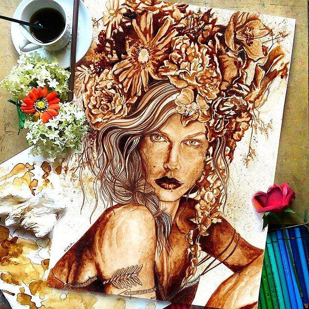 14. Bir Çiçek Kız Daha
