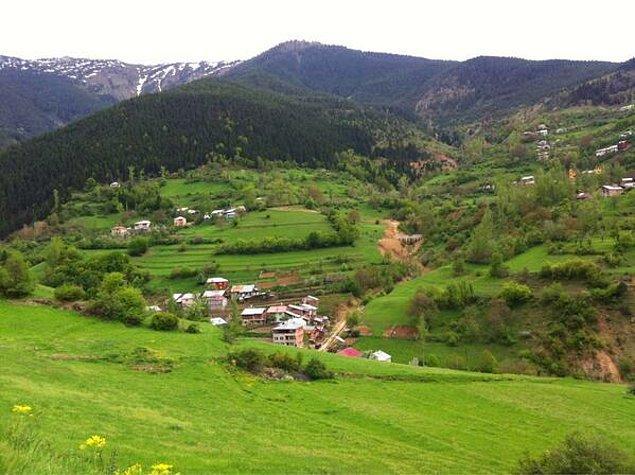 6. Karadeniz yüzlerce yaylasından keşfedilmesi yakın olanı: Zigana Köyü / Gümüşhane