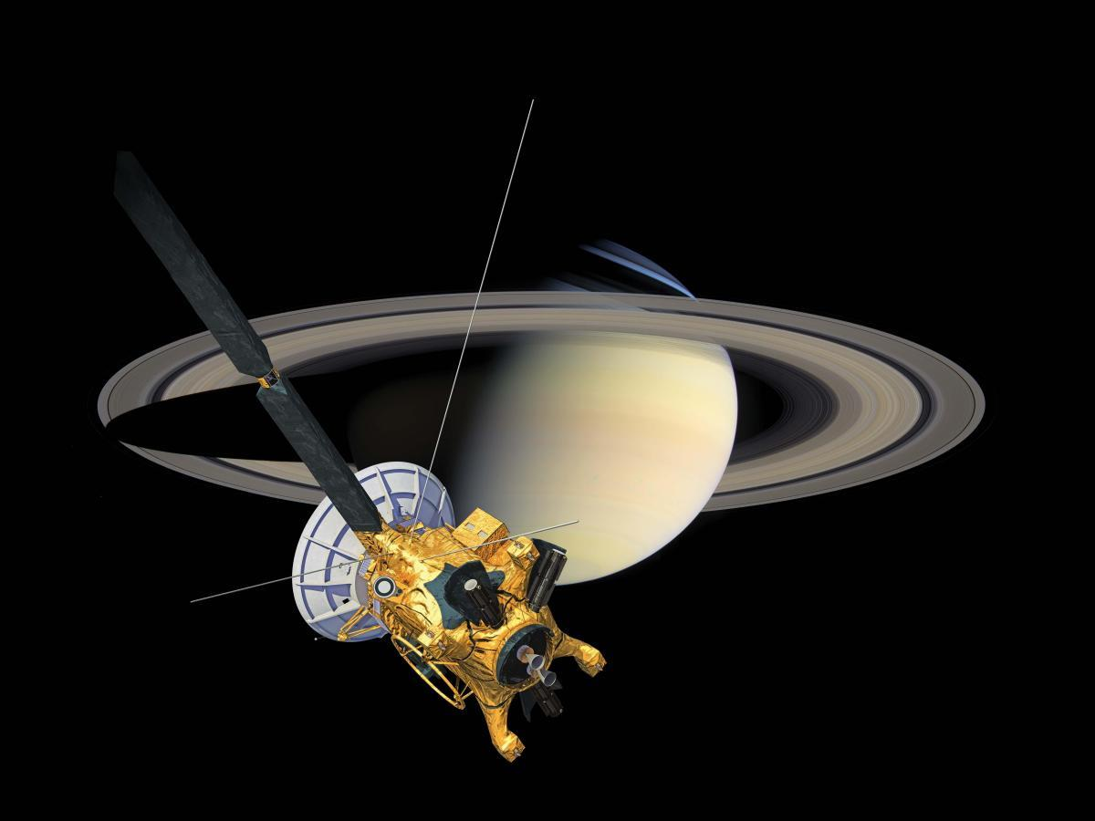 overview saturn nasa solar system exploration - HD1200×900