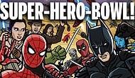 Süper Kahramanları Tek Bir Dövüş Alanında Buluşturan Efsane Video!