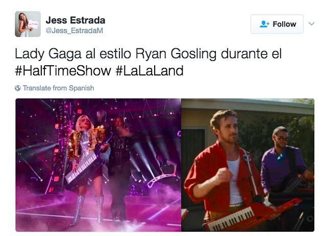 11. Ryan Gosling - La La Land