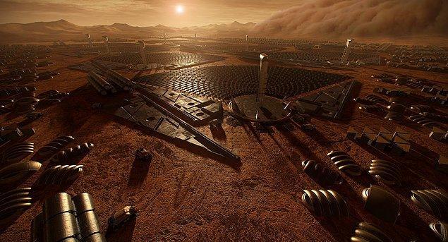 Fakat, başta NASA olmak üzere uzay araştırma kurumlarının hem de SpaceX'in, bu yolculuk ve kolonileşme ile alakalı çözmesi gereken birkaç sorunsal var.