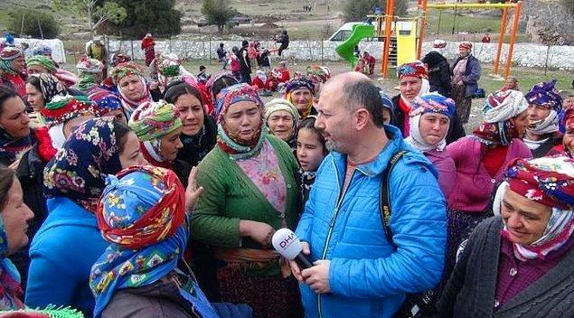 """Köylülerin jeotermal iddiası: """"Burada bir aydır sondaj çalışmaları yapılıyor"""""""