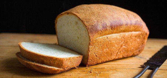 7. Ekmeğimizi normal undan yapmaya başlayalım...