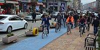 Pedalların Gücü Adına! Çaycuma Belediyesi'nde Artık Herkes Bisiklete Biniyor