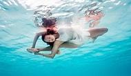 Yoganın suyla dansı