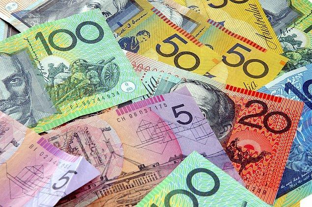 1. Avustralya'da hangi para birimi kullanılıyor?