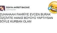 Burak Özçivit'in Mahlagha Jaberi'yi Instagram'da Engellemesini Mizahla Yorumlayan 19 Kişi