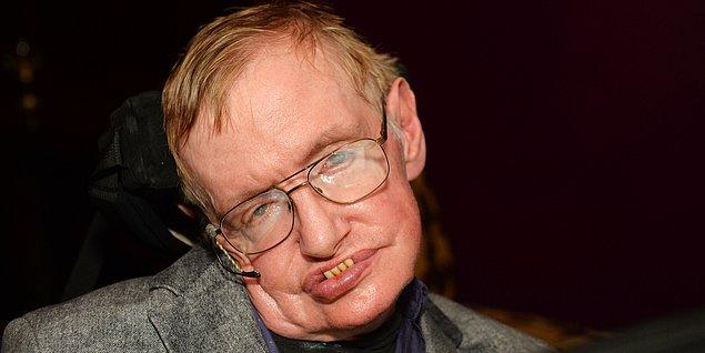 6. Stephen Hawking