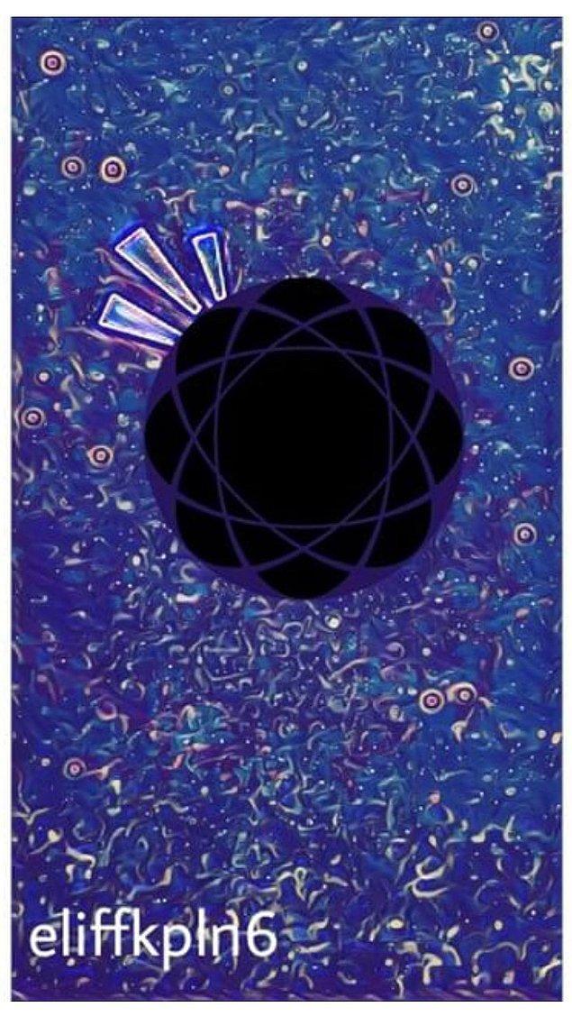 9. Psyduck demişken hoop biraz da psychedelic çizimler