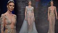 Transparan Modası Gelinliklere Sıçradı! İşte Giymesi Büyük Cesaret İsteyen Gelinlik Modelleri