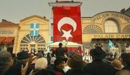 Vatanım Sensin'de Yunan Bayrağının Üzerine Açılan Türk Bayrağı!