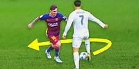 Cristiano Ronaldo ve Lionel Messi'nin Karşı Karşıya Geldiği Anlar