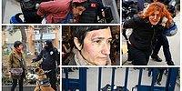 13 Fotoğraf ile Ankara Üniversitesi'ndeki KHK Protestosuna Polis Müdahalesi