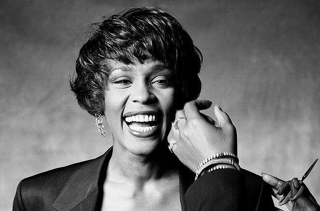 3. Whitney Houston