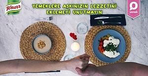 En Sevdiğinizle Aşk Dolu Bir Yemek Yapmak İçin İki Mükemmel Tarif