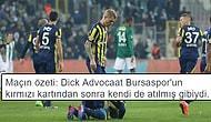 Fenerbahçe, Bursaspor Deplasmanında Fırsat Tepti! İşte Maçın Ardından Sosyal Medyaya Yansıyanlar