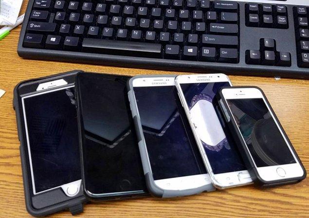 5. Ayrıca telefonlara da...