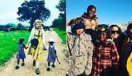 Madonna'nın Çocuklarının da Desteğiyle Evlat Edindiği Malavili İkizler
