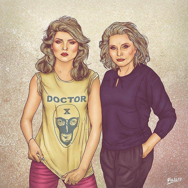 4. Debbie Harry