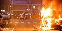 Protestolar Yayılıyor: Polisten Cinsel Saldırı, Fransa Sokaklarını Savaş Alanına Çevirdi