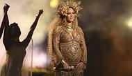 Beyonce'den 2017 Grammy Gecesine Damga Vuran Performans