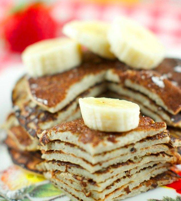 4. Pancake hazırlamak hiç bu kadar hızlı olmamıştı.
