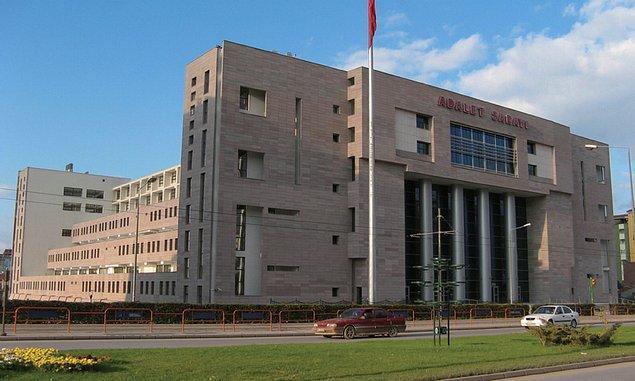 9. Eskişehir Adalet Sarayı