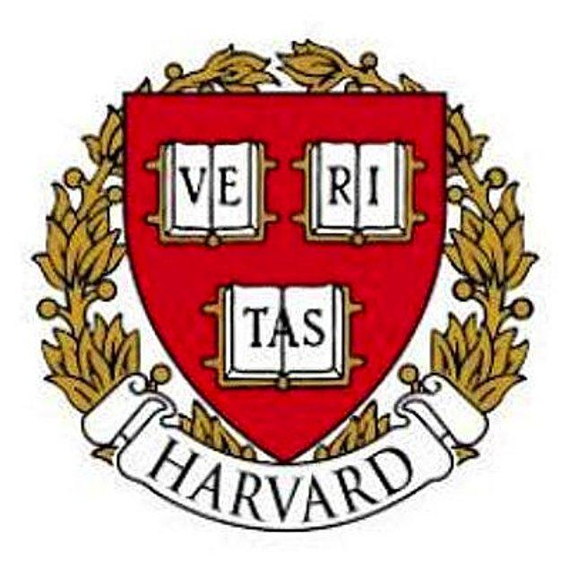 Harvard Tıp!