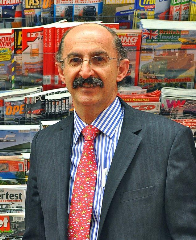 """Sektörün ileri gelen analistlerinden Samir Husni ise """"Derginin çıplaklıktan vazgeçmesinin hata olduğunu söylemiştim,"""" diyor."""