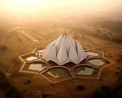 Dünya mimarisinin örneklerini drone ile fotoğraflayan sanatçıdan eşsiz fotoğraflar