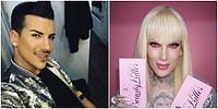 Kerimcan Durmaz'ın İdolü, Dünyaca Ünlü İsimleri Peşinden Koşturan Makyaj Duayeni: Jeffree Star