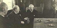 Churchill'in, Cumhurbaşkanı İnönü ile 1943 Yılında Yaptığı Adana Görüşmeleri