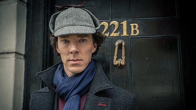 2. Sherlock (2010–)    IMDb 9.2