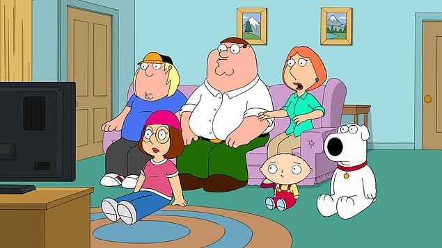 28. Family Guy