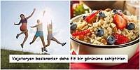Vejetaryen Beslenme Hakkında Muhtemelen Daha Önce Duymadığınız 13 Sağlıklı Bilgi