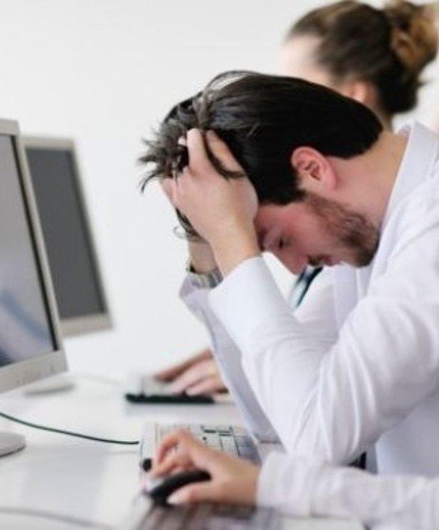 İş yerinde mutlu hissedenler zamanın %80'inde işe tam odaklandıklarını söylerken, mutsuz hissedenlerde bu oran %40.